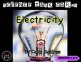 Electricity Task Cards - Grades 4-6