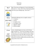 Electricity Think Tank- Project Based Learning (PBL)