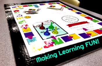 Electricity Trivia Board Game: Make Learning Fun!