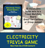 Electricity Trivia Board Game: Make Learning Fun!