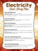 Electricity Unit Study Plan