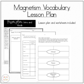 Electricity and Magnetism Worksheets and Activities by ...