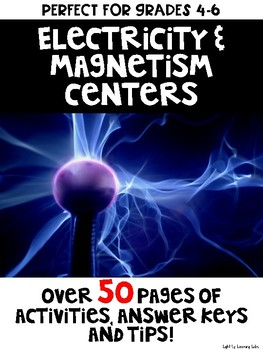 Electricity and Magnetism Centers