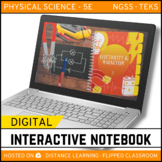 Electricity and Magnetism DIGITAL NOTEBOOK - Google Classroom