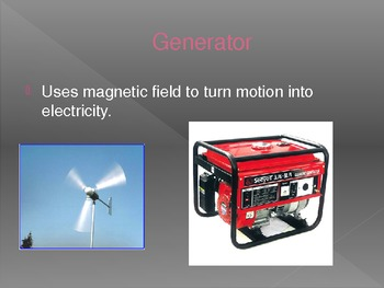Electricity and Magnetism Power Point
