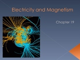 Electricity and Magnetism Power Point Presentation