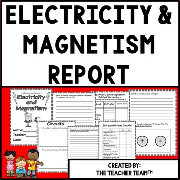 Electricity and Magnetism Report