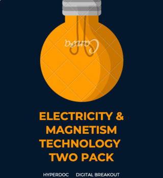Distance Learning Electricity and Magnetism Technology Two Pack