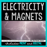 Electricity and Magnetism Unit - Distance Learning Compatible