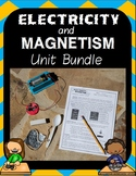 Electricity and Magnetism Unit Bundle