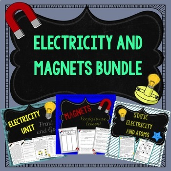 Electricity and Magnetism Bundle