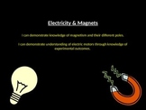 Electricity and Magnets PowerPoint