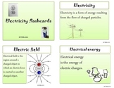 Electricity flashcards