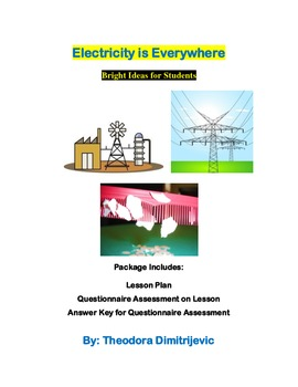 Electricity is Everywhere: Bright Ideas for Students