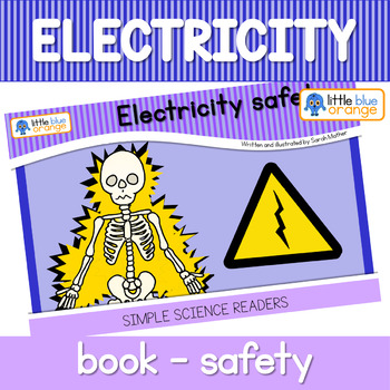 Electricity safety book (simple)
