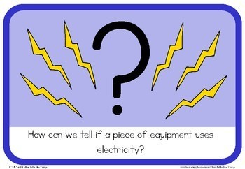 Electricity equipment book (simple)