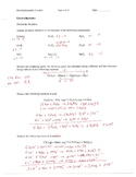 Electrochemistry Lectures for AP Chemistry