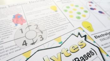 Electrolytes Student Blended Learning Stations