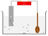 Electrolytic Cell PowerPoint Simulation Demonstration