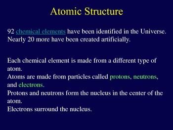 Electromagentic Spectrum, Light and Energy Physics Presentation/Handout