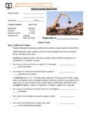Electromagnet Crane Design Project: Science, Technology, E