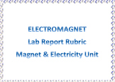 Electromagnet Lab Report