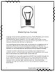 Writing Process : Electromagnetic Energy Story (Creative Writing for Science)