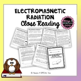 Electromagnetic Radiation and Light: Close Reading