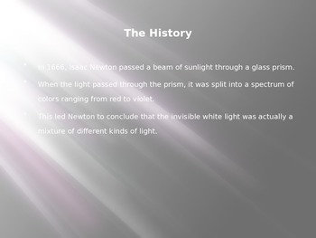 Electromagnetic Spectrum PPT