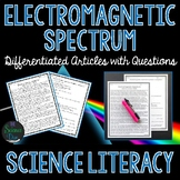 Electromagnetic Spectrum - Science Literacy Article