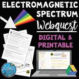 Electromagnetic Spectrum Interactive Tour WebQuest