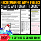 Electromagnetic Waves: Sharks and the Human Frequency