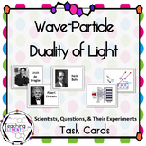 Electromagnetic Waves: Wave-Particle Duality of Light