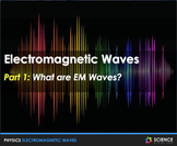 PPT - Electromagnetic Waves & EM Spectrum + Student Notes