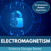 Electromagnetism Escape Room