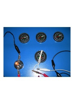Electromagnetism Observations Activity, Magnet, Compass, F