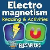 Electromagnetism Reading and Activities Bundle