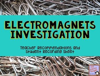Electromagnets Investigation