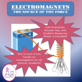 Electromagnets Lab:  The Source of the Force