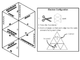 Electron Configuration Game: Chemistry Tarsia Puzzle