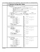 Electron Configuration Guided Notes HS PS1-1