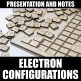 Electron Configuration Notations Presentation and Notes |