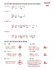 Electron Configuration Notes and Practice