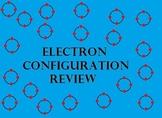 Electron Configuration Review