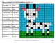 Electron Configurations - Mystery Pictures - Animals