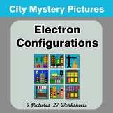 Electron Configurations - Mystery Pictures - City