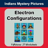 Electron Configurations - Mystery Pictures - Indians