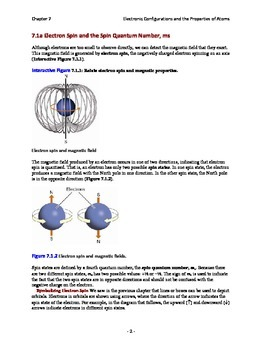 Electron Configurations and Properties of Atoms