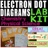 Electron Dot Diagrams Lab Kit ~Ionic & Covalent Bonds~ BES