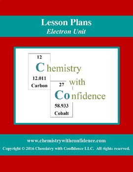 Electron Unit - Lesson Plans